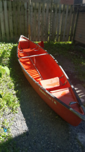 Coleman 15ft canoe *price drop* must go asap