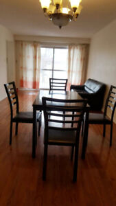 Bayview and steels large size two bedroom  apartment