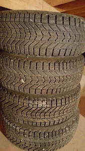 Winter Tires for a Nissan Juke