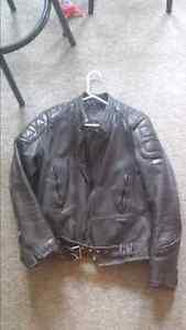 Leather jacket great shape