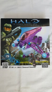 Brand New/Rare - HALO - Convenant Banshee - 96859 - MEGA BLOKS