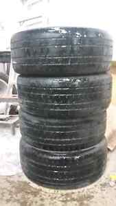 Tires 255 55 r18