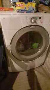 Dryer. $50 pick up only. Need gone asap