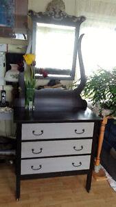 1900's Fumed Oak Dresser
