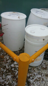Rain Barrels 46 and 25 gal. Strathcona County Edmonton Area image 1