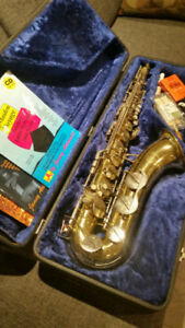Tenor Saxophone - good condition