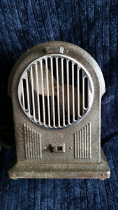 Sunbeam Space Heater 1930s Art Deco Working Cord is Excellent