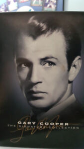 GARY COOPER SIGNATURE COLLECTION 5 MOVIES FOR SALE