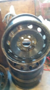 17 inches rims with censors for sale