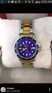 Rolex neuf submarine pour femme tres bon quality