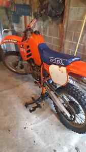 86 cr250r great shape