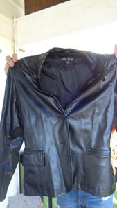 steve madden false leather jacket Stratford Kitchener Area image 1