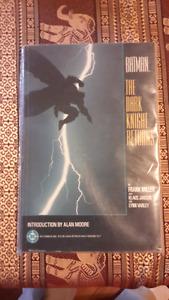 Comic Batman Dark Night Frank Miller