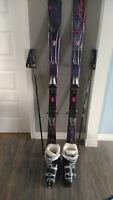 Kit de skis pour femmes K2