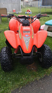 2001 Scrambler 90cc 2 stroke *Lots Of New Stuff*