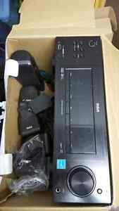 RCA   rt2770 Home Theatre Reciever & Package