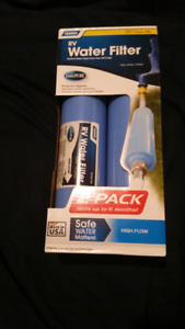 Rv water filters