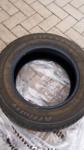 Three All Season Firestone Afinity Tires 195/65/15