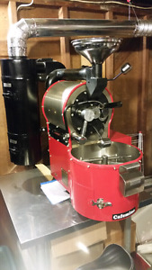 Toper cafamino electric coffee roaster