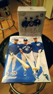 Signed Jays Baseball or Halladay Tulo  Bobblehead +