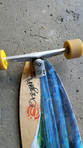Original pintail 40 longboard