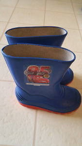 Rubber Boots toddler boy size 10