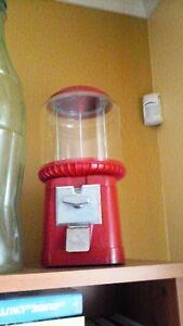 Machine à gomme / Tirelire btl Coca cola