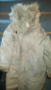 2 DAYS ONLY FOR 50.00 CASH CANADAIN TRAIL WINTER PARKA