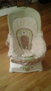 Chaise apaisante Fisher Price Soothing Motions Glider For Parts