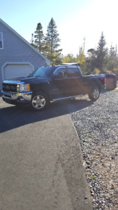 2013 Silverado Diesel 4 x4 For Sale