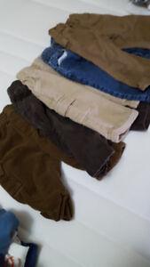 6-9 & 9 month boy clothes