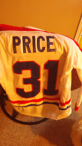 Price Canadians hockey jersey