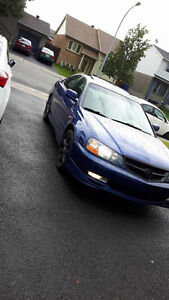 2003 Acura TL type-S A spec