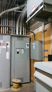 Commercial,Industrial  Electricians