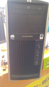 HP WORKSTATION AVEC 32 GB RAM