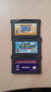 Jeux game boy advance mario bros
