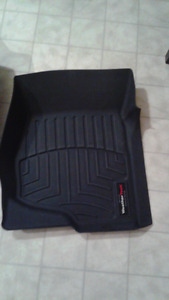 WeatherTech Floor Mats for Chevy Avalanche!! Front and Back!