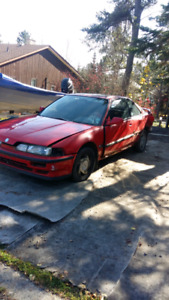 1991 acura integra gs part out