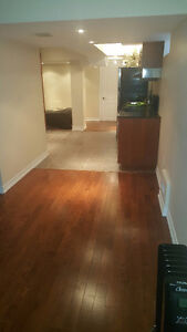 Beautiful Spacious Basement available in Thornhill Woods