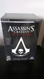 PS3 -Collector - Assassin's creed black flag