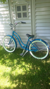 "Cruiser 26"" wheel bicycle"