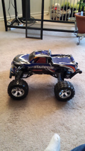 Traxxas stampede brushless  2wd rtr 300$ firm