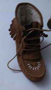 Zigi Soho Moccasin-style Faux Suede Booties