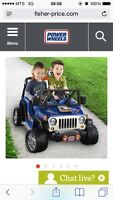 Looking for KIDS JEEP