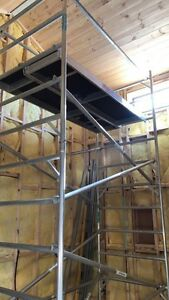 Mobile scaffold hire Diamond Creek Nillumbik Area Preview