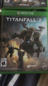 Resident Evil 7 Biohazard and Titanfall 2 25$ each