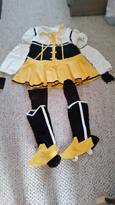 Mami Tomoe cosplay from Madoka Magica