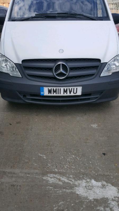 Mercedes Benz Vito 110 Cdi 2011 | in Dagenham, London ...