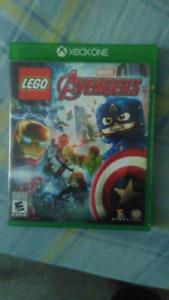 Lego Avengers Xbox One