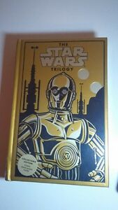 The Star Wars Trilogy (Gold - C3PO Special Edition)
